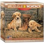 Puzzle  Eurographics-8000-0795 Quelque Chose de Vieux, Quelque Chose de Nouveau
