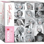 Puzzle  Eurographics-8000-0809 Marilyn Monroe
