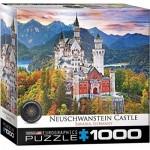 Puzzle  Eurographics-8000-0946 Château de Neuschwanstein en Allemagne
