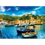 Puzzle  Eurographics-8000-0948 Portofino Italie