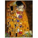 Puzzle  Eurographics-8000-4365 Gustav Klimt : Le baiser