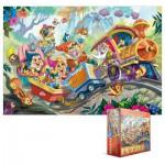 Puzzle  Eurographics-8035-0422 Blanche-Neige et les sept nains
