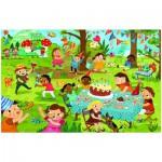 Eurographics-8048-0468 Puzzle Géant de Sol - Fête d'anniversaire