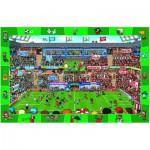 Puzzle  Eurographics-8048-0476 Cherche et Trouve - Football