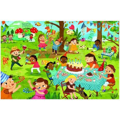 Puzzle Eurographics-8060-0468 Fête d'Anniversaire