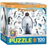 Puzzle  Eurographics-8100-0044 Pingouins