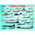 Puzzle  Eurographics-8104-0086 Avions