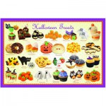 Puzzle  Eurographics-8104-0432 Bonbon d'Halloween