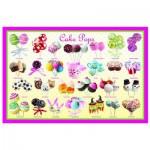 Puzzle  Eurographics-8104-0518 Cake pops