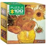 Eurographics-8104-3688 Mini Puzzle - Van Gogh Vincent