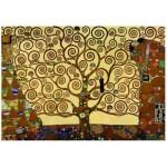 Puzzle  Eurographics-8104-6059 Klimt : l'arbre de vie