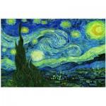 Puzzle  Eurographics-8220-1204 Van Gogh : Nuit étoilée