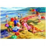 Puzzle  Eurographics-8300-0449 Hartley - Amusement au soleil