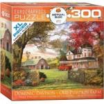 Puzzle  Eurographics-8300-0694 Pièces XXL - Dominic Davison - La Ferme d'Antan