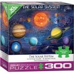 Puzzle  Eurographics-8300-5369 Pièces XXL - Le Système Solaire