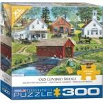 Puzzle  Eurographics-8300-5383 Pièces XXL - Le Vieux Pont Couvert de Bob Fair