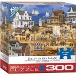 Puzzle  Eurographics-8300-5385 Pièces XXL - Défilé du 4 Juillet
