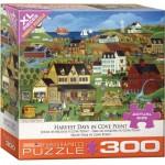 Puzzle  Eurographics-8300-5389 Pièces XXL - Jours de Récolte à Cove Point
