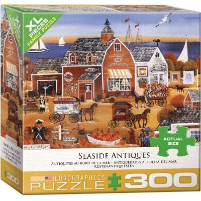 Puzzle Eurographics-8300-5390 Pièces XXL - Antiquités Litorales de Carol Dyer