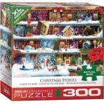 Puzzle  Eurographics-8300-5397 Pièces XXL - Contes de Noël
