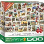 Puzzle  Eurographics-8500-5358 Pièces XXL - Wildlife