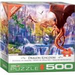 Puzzle  Eurographics-8500-5362 Pièces XXL - Royaume du Dragon