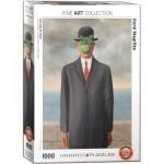 Puzzle   René Magritte - Le Fils de l'Homme