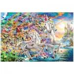 Puzzle   Unicorn Fantasy