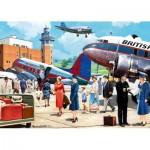 Puzzle   Boarding the Douglas DC3