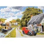 Puzzle   Pièces XXL - Parcel for Canal Cottage