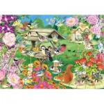 Puzzle   Summer Garden Birds