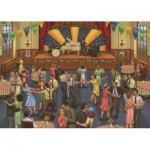 Puzzle  Jumbo-11109 Jason Juta - Tea Dance