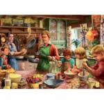 Puzzle  Jumbo-11114 Mat Edwards - Pancake Day