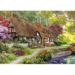 Puzzle  Jumbo-11170 The Carpenter's Cottage