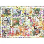 Puzzle  Jumbo-11190 Anne Searle - Country Calendar