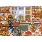 Puzzle  Jumbo-11203 Steve Crisp - Bella's Bakery Shoppe