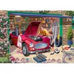 Puzzle  Jumbo-11209 Granddad's Garage