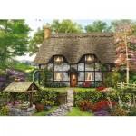 Puzzle  Jumbo-11210 The Florist's Cottage