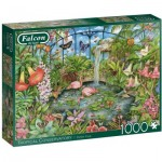 Puzzle  Jumbo-11295 Tropical Conservatory