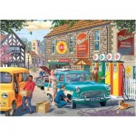 Puzzle  Jumbo-11321 The Petrol Station