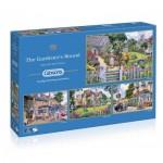 4 Puzzles - The Gardener's Round
