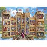 Puzzle   Castle Cutaway