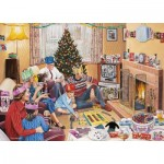 Puzzle  Gibsons-G2260 The Queen's Speech