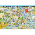 Puzzle  Gibsons-G3052 Londres vu du ciel