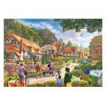 Puzzle  Gibsons-G6161 Steve Crisp : Rural Life