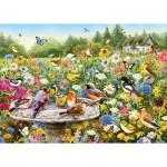 Puzzle  Gibsons-G6183 Greg Giordano: The Secret Garden