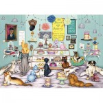 Puzzle  Gibsons-G6216 Linda Jane Smith - The Bark Off Bakery