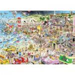 Puzzle  Gibsons-G7038 J'aime l'été