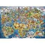 Puzzle  Gibsons-G7098 Wonderful World