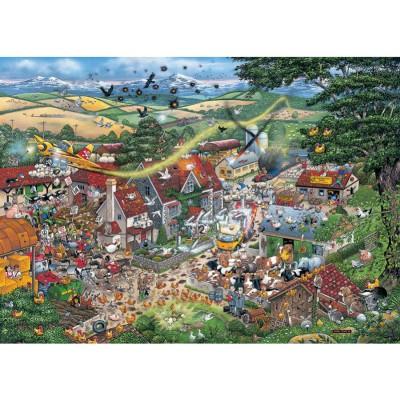 Puzzle Gibsons-G794 J'aime la ferme